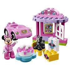 Купить <b>конструктор LEGO Duplo Disney</b> День рождения Минни ...