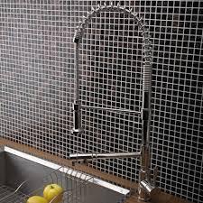 Professional Kitchen Faucet Lacava 1920 Pro Deck Mount Single Hole Professional Kitchen Faucet
