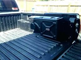 Pork Chop Truck Boxes Tool Box With Drawers Wheel Well Fender P ...