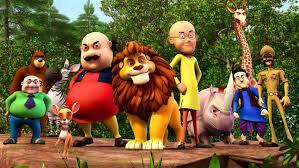 india s via18 nickelodeon partner on animated feature based on motu patlu tv series