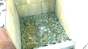 build a shower base how to install shower pan on concrete floor how to make