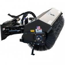 severe duty angle broom skidsteers com severe duty rotary broom