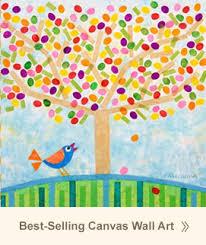 childrens canvas wall art uk