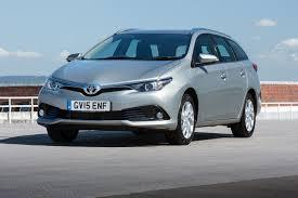 New Toyota Auris 1.8 Hybrid Business Edition Tss 5Dr Cvt Hybrid ...