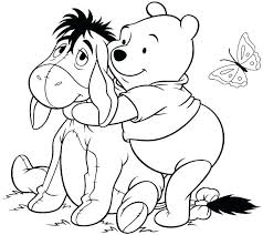 Winnie The Pooh Giant Coloring Book Coloring Pages The Winnie Pooh