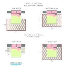 rug under queen bed simple size for attractive sweet idea 5x7 rug under queen bed