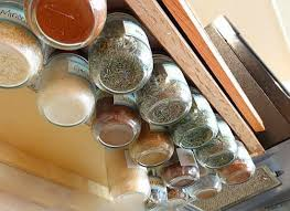 10 Clever DIY Ways to <b>Store Kitchen Spices</b>