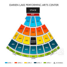 Artpark Amphitheater Seating Chart Darien Lake Performing Arts Center Concert Tickets And
