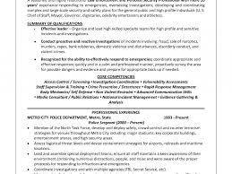 Federal Police Officer Sample Resume Federal Police Officer Sample Resume Shalomhouseus 17