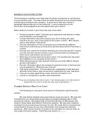 How To Write A Business Proposal Cover Letter Cover Letter For