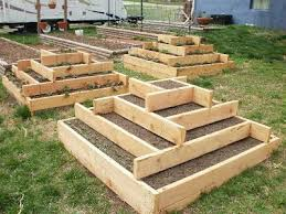 Raised Garden Bed Design Ideas Simple And Cool Raised Garden Bed Design