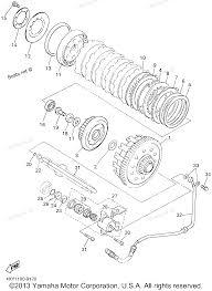 Yamaha warrior wiring diagram the and 2001 350
