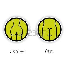 mens bathroom sign vector. Perfect Vector Women And Men Toilet Sign Stock Vector To Mens Bathroom C