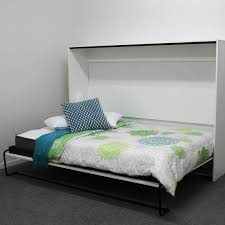 silver strata horizontal wall bed