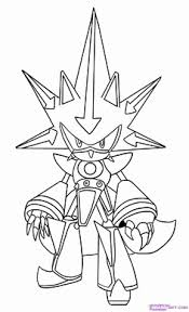 Sonic The Werehog Coloring Pages Coloring Pages 2019