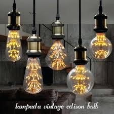 edison light bulb lamp led retro decorative filament light bulb style vintage led bulb lamp