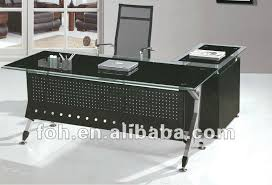 tempered glass office desk. Colors Optional Modern Tempered Glass Office Desk Furniture C