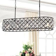 oil rubbed bronze and crystal chandelier allen roth eberline oil rubbed bronze crystal tiered chandelier