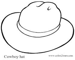 Coloring Pages Of Hats Keralapscgov