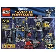 ᐅ <b>LEGO</b> Super Heroes 6860 Пещера <b>Бэтмена</b> отзывы — 1 ...
