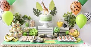 Diy Party Printables 9 Easy Diy Jungle Safari Party Ideas Print Party