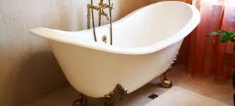 how to refurbish an old clawfoot bathtub