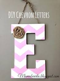 wall letters decorative wall letters and wall art chevron letters cool architectural letter projects
