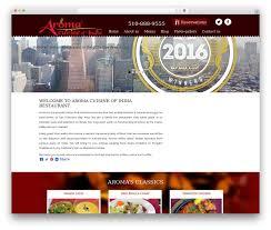 Wordpress Design India Theme Wordpress Aroma By Netbusinessagent