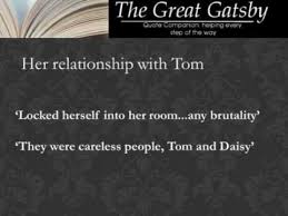 Quotes From The Great Gatsby Delectable Daisy Buchanan Quotes And Analysis Quotes From The Great Gatsby
