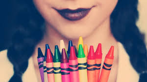 diy lipstick out of crayons sofiastyled