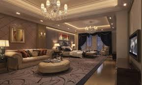Luxury Apartments Room Interior Design Rendering Full Inside