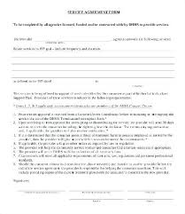 Separation Agreement Template Word Inspirational Sample Employment ...
