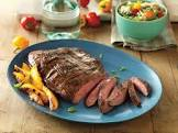 balsamic marinated steaks