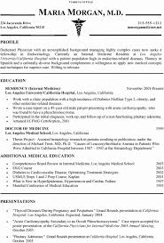 Curriculum Vitae Science Teacher 2 Unique Format A Thesis Or