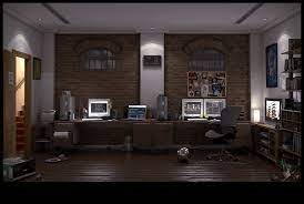 room, PC, interior :: Wallpapers