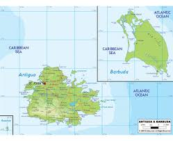 maps of antigua and barbuda detailed map of antigua and barbuda Antigua Airport Map large physical map of antigua and barbuda with roads, cities and airports antigua airport terminal map