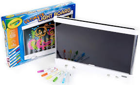 Kids Light Board Crayola Ultimate Light Board Drawing Tablet Gift For Kids Age 6