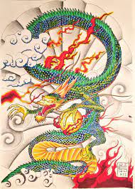 Japanese Dragon iPhone Wallpapers - Top ...