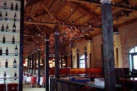 lighting in restaurants. Lidia\u0027s Restaurant: Blown Glass Grape Cluster Lighting. Lighting In Restaurants