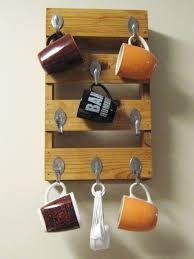 furniture mug rack luxury diy coffee stained mug rack make something mondays coffee mug