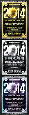 17 best images about flyer inspiration typography new year disco flyer 1