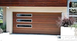 modern garage door. Contemporary Garage Doors Catchy Modern With Windows  Door Pin And .