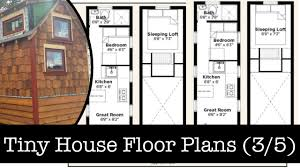what to think about when choosing your tiny house floor plan 3 5 you