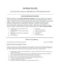 Maintenance Mechanic Resume Sample Maintenance Technician Resume Sample Maintenance Resume Samples