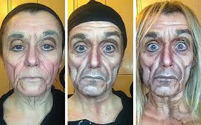 amazing makeup transformations by lucia pittalis who turns herself into famous celebrities makeup artist