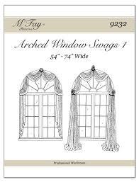 Window Patterns Custom Decorating Ideas