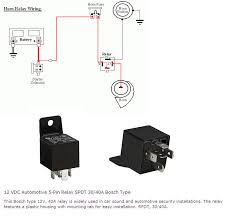 wiring diagram horn relay bosch relay wiring diagram horn \u2022 free horn relay wiring motorcycle at Bosch Horn Relay Wiring Diagram