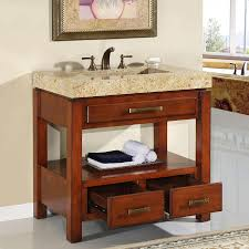 Bathroom Sink Furniture Cabinet Choose Bathroom Sink Stand Or Other Luxury Bathroom Design