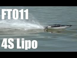 <b>Радиоуправляемая</b> лодка <b>Fei</b> Lun FT011 - YouTube