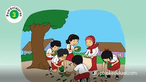 Unknown 20 maret 2020 20.57. Lengkap Kunci Jawaban Halaman 62 63 65 66 Tema 4 Kelas 3 Buku Siswa Subtema 2 Pembelajaran 3 Pojok Edukasi